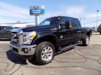 2016 Ford F-350 Lariat SuperCrew Cab 4 Wheel Drive 6.7L
