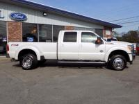 2016 Ford F-350 Lariat SuperCrew Cab 4 Wheel Drive Dual