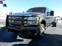 ONE OWNER, LOW, LOW MILES This 2016 Ford F-350 Lariat
