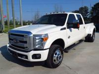 Come see this 2016 Ford Super Duty F-350 DRW . Its