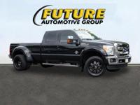 Look at this 2016 Ford Super Duty F-350 DRW Lariat. Its