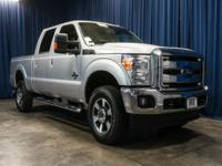 One Owner Clean Carfax 4x4 Diesel Truck!  Options: