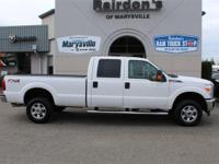 This 2016 Ford F-350SD XLT Crew Cab 4WD FX4 Nicely
