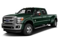 Introducing the 2016 Ford F-450! Blurring highway lines