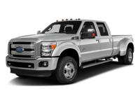Auto Check 1 Owner, F-450 SUPER DUTY PLATINUM! DUAL