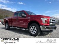 Rogersville Chevrolet CDJR has a wide selection of