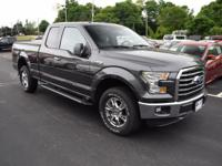 XLT 4WD 6-Speed Automatic Electronic EcoBoost 3.5L V6