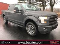 Located at Baglier Buick GMC. Super Low Mileage 1 Owner