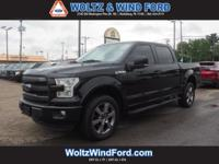 "4WD SuperCrew 145"" Lariat - TWIN PANEL MOONROOF -"