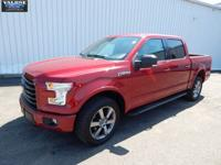 Introducing the 2016 Ford F-150! An American Icon. With
