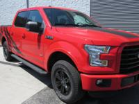Priced below KBB Fair Purchase Price! Red 2016 Ford