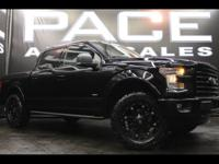 SPORT 4X4!! REVERSE CAMERA!! BLACK LEATHER POWER/BUCKET