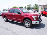 This 2016 Ford F-150 is complete with top-features such