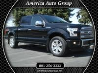 PLATINUM 4X4 3.5 ECOBOOST! ALL THE OPTIONS!!! LUXURY