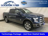 This F-150 is a one owner trade with a clean Car Fax.