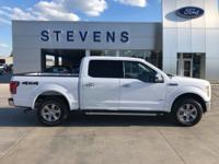 New Price! 2016 Ford F-150 Lariat 4WD 6-Speed Automatic