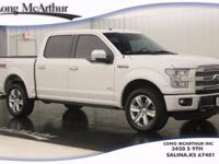 This vehicle is a Ford Certified Preowned unit! That