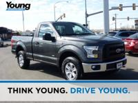 2016 Ford F-150 XL This vehicle is nicely equipped