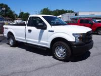 This 2016 Ford F-150 XL is a great option for folks
