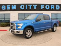 New Price! F-150 XLT 4D SuperCrew, 5.0L V8 FFV, 4WD,