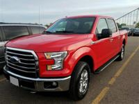 2016 Ford F-150 XLT Non-Rental Unit, One Owner, Clean