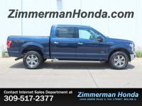 Check out this 4 Wheel Drive *2016 Ford F-150