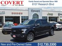 CARFAX One-Owner. F-150 XLT, 4D SuperCrew, EcoBoost