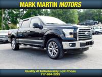 2.7 ECOBOOST, PANO SUNROOF, BACKUP CAMERA, 2 TONE