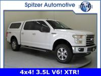 **4x4* *3.5L V6* *XTR Package* *Backup Camera* *1