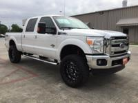 CARFAX One-Owner. Recent Arrival! Leveling Kit,