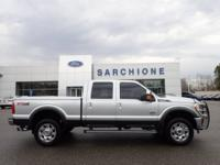 Just Arrived***2016 F-250 Super Duty Lariat 4WD Crew