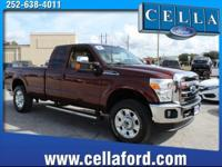 You'll love the look and feel of this 2016 Ford F-250