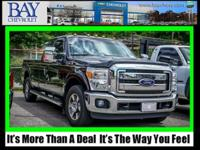 CARFAX One-Owner. Clean CARFAX. 2016 Ford F-250SD