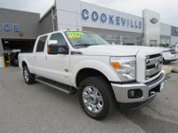 CarFax 1-Owner, LOW MILES, This 2016 Ford Super Duty