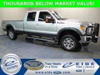 2016 Ford F-350SD Crew Cab Lariat Highlighted with Sony