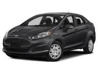 2016 Ford Fiesta S. Recent Arrival! CARFAX One-Owner.