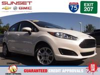 Recent Arrival! *SUNROOF*, *CARFAX ONE OWNER*, Fiesta