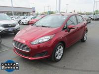 Options:  2016 Ford Fiesta Se|Miles: 34633Color: Ruby
