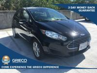 Recent Arrival! Clean CARFAX. 2016 Ford Fiesta SE