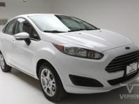 This 2016 Ford Fiesta SE Sedan FWD with only 34,419
