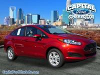 2016 Ford Fiesta, SUNROOF / MOONROOF, and SYNC. Car