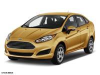 2016 Electric Spice Metallic Ford Fiesta SE