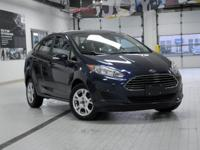 2016 Ford Fiesta SE Blue New Price! CARFAX One-Owner.