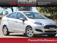CARFAX One-Owner. Clean CARFAX. 2016 Ford Fiesta SE FWD