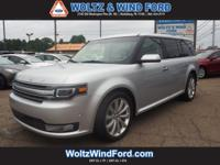 4dr Limited AWD w/EcoBoost - TWIN PANEL MOONROOF -