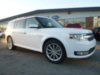 2016 Ford Flex Limited All Wheel Drive With