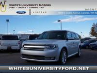 Special Web Pricing on this healthy 2016 Ford Flex