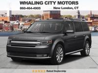 Navigation! AWD! 2016 Ford Flex. Tired of the same dull