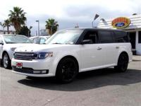 Options:  2016 Ford Flex Limited Front-Wheel