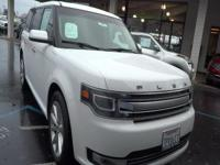 Introducing the 2016 Ford Flex! Maximum utility meets